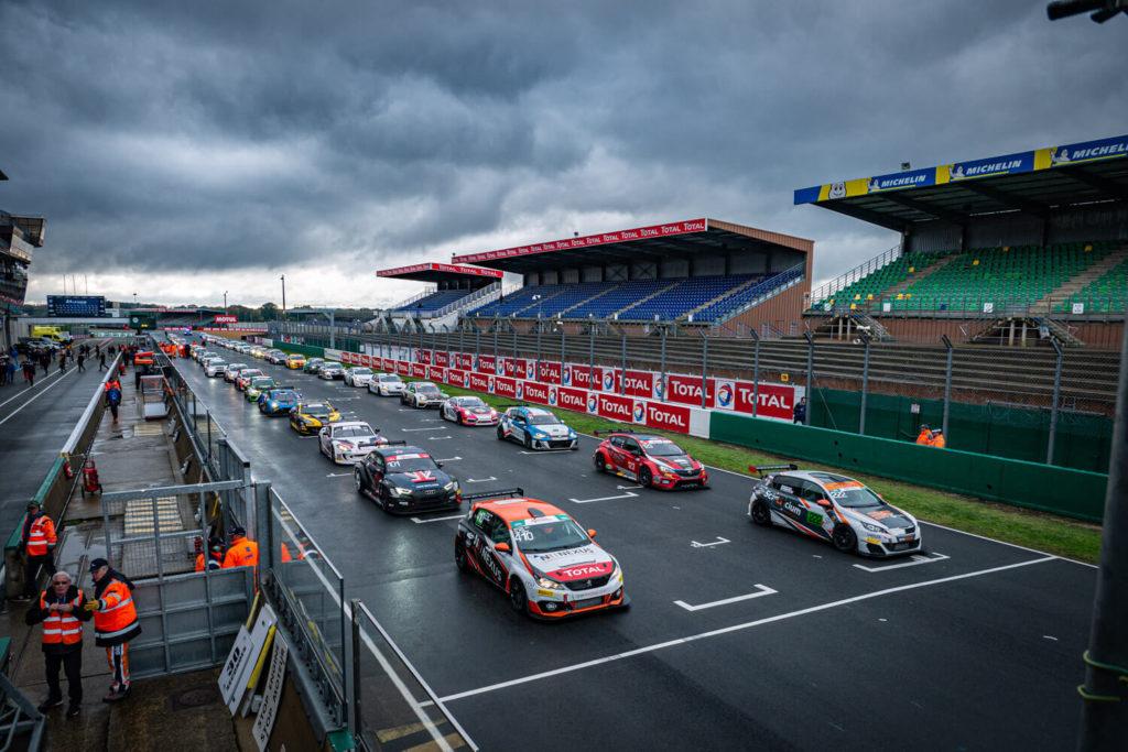 grille de départ du Trophée Berline TTE Le Mans 2019