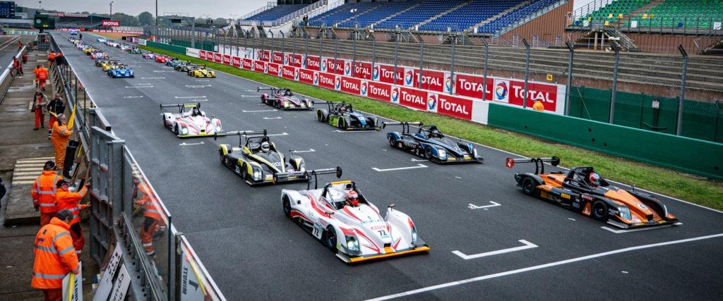 grille de départ du trophée proto au Mans 2019