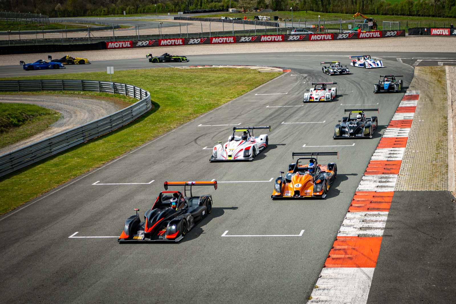 Circuit Le Vigeant Calendrier 2021 Le Trophée Proto du TTE lance sa saison 2020 sur le circuit du Vigeant