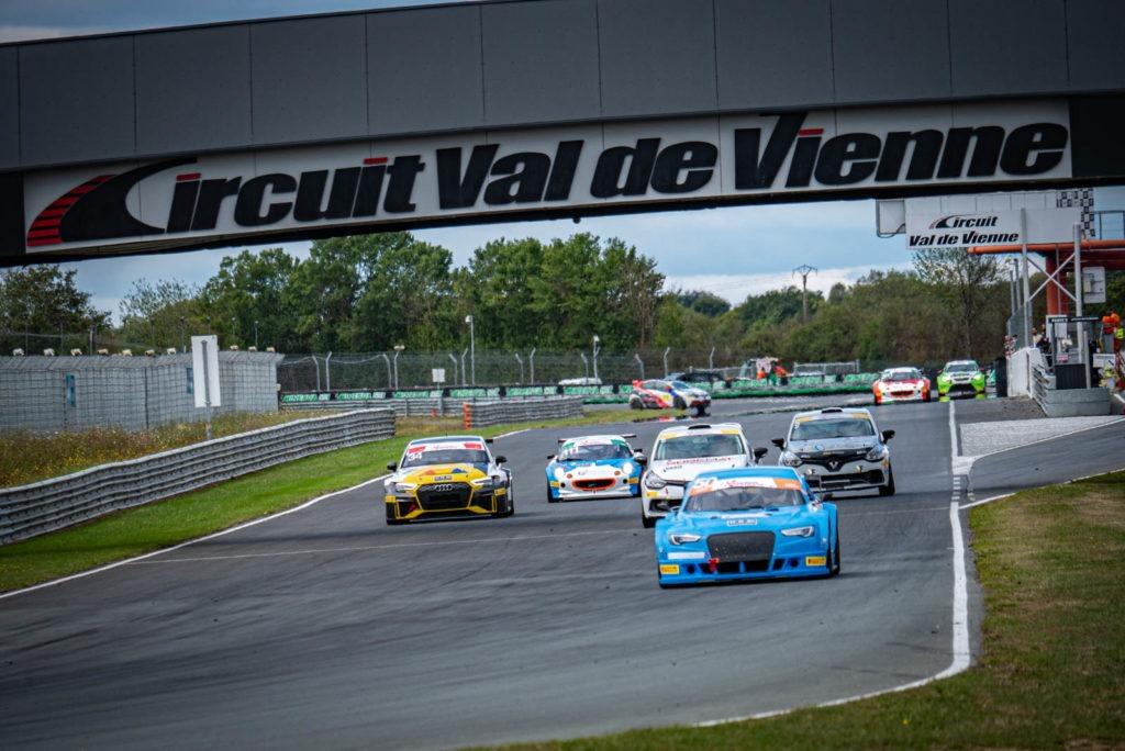 Course de l'Endurance Berline/GT au Vigeant