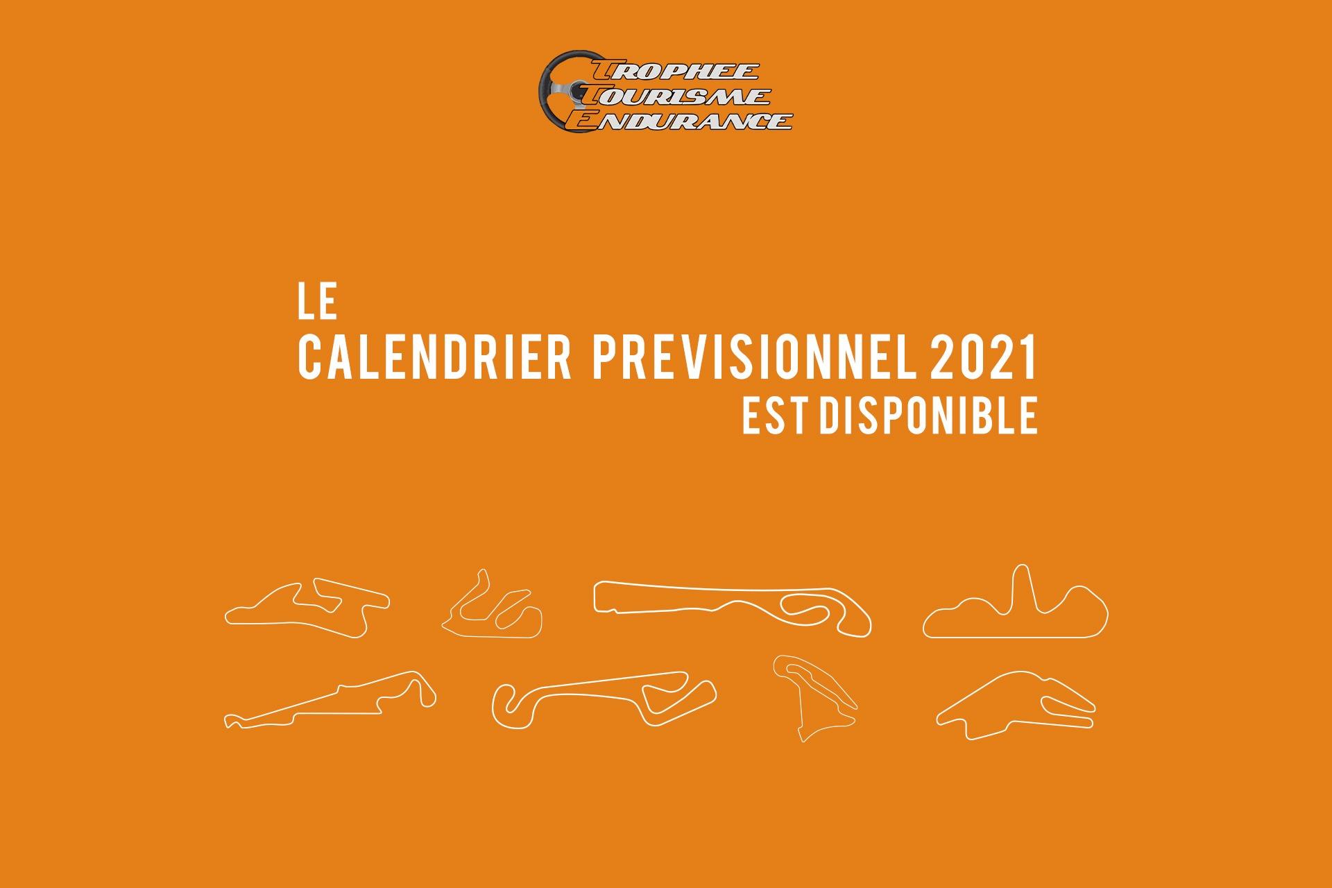 Découvrez le calendrier provisoire du Trophée Tourisme Endurance 2021