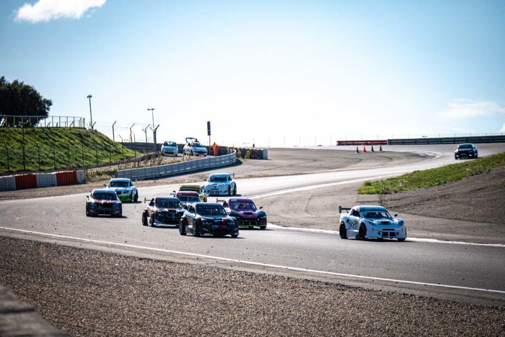 Course de Mitjet 1300 sur le circuit de Lédenon