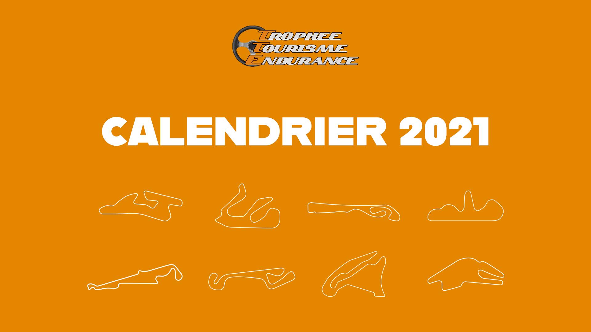 Le calendrier 2021 du TTE révélé, de nouveaux plateaux au programme