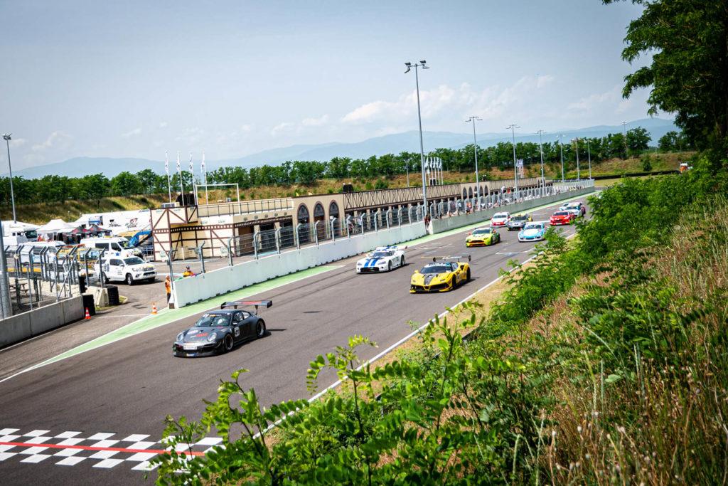 Free Racing Berline/GT à l'Anneau du Rhin
