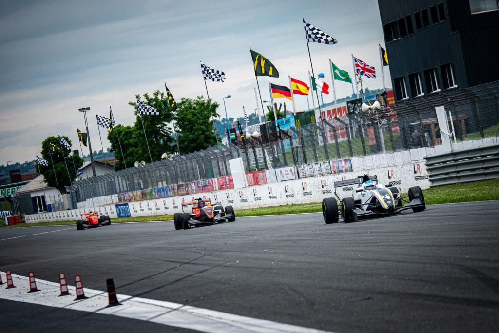 Formule Renault Cup à Albi 2021