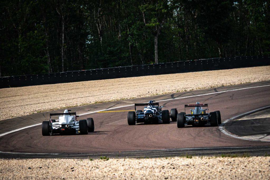 Les Formule Renault Cup à Dijon