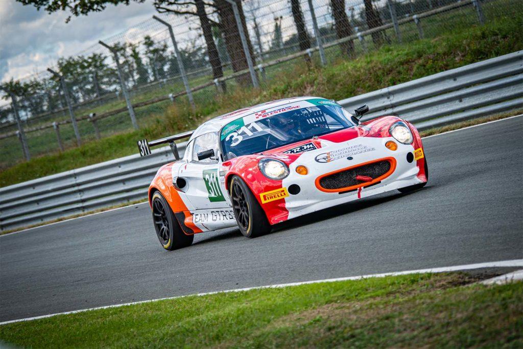 Lotus Elise au TTE
