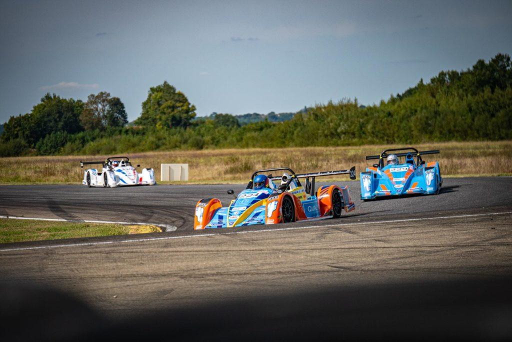 Endurance Proto à Nogaro 2021 pour le TTE