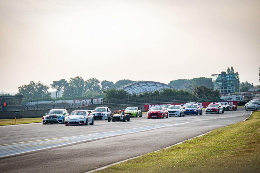 Free Racing à Nogaro 2021 pour le TTE