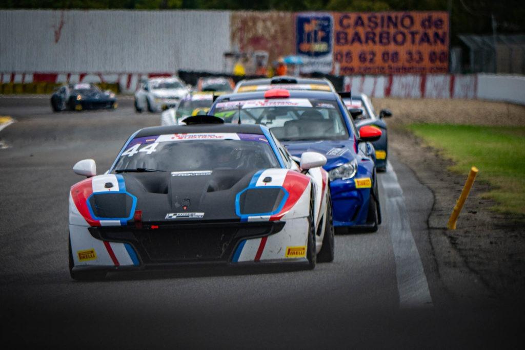 TTE Pirelli Series à Nogaro 2021 pour le TTE